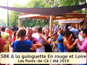 SBK à la guinguette En Rouge & Loire
